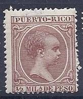 200034461  PUERTO RICO  ESP.  EDIFIL   Nº  102  **/MNH - Puerto Rico