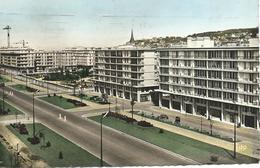 Le Havre (76) La Façade De L'Avenue Foch. Le Square Saint-Roch - N° 1165 - Le Havre