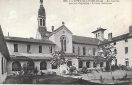 CPA LA COTE ST ANDRE LA CASERNE - Other Municipalities