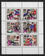 DDR Kleinbogen 1426-1431 O - DDR
