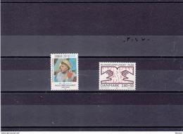 DANEMARK 1986 Yvert 860-861 NEUF** MNH - Danemark