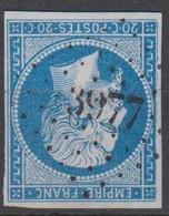 PC 3977  B0IS  LE  ROI  ( 73 SEINE ET MARNE) - 1849-1876: Classic Period