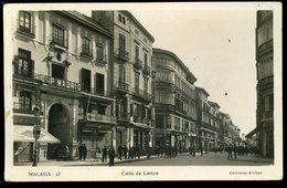 Malaga Calle De Larios Arribas Animée - Málaga