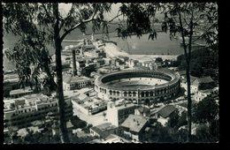 Malaga Vista Parcial Desde Gibralfaro 1956 Cortes - Málaga