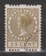 NVPH Nederland Netherlands Pays Bas Niederlande Holanda 30 Used ; Roltanding Syncopated Sincope Sincopado 1926 - Postzegelboekjes En Roltandingzegels
