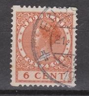 NVPH Nederland Netherlands Pays Bas Niederlande Holanda 65 Used ; Roltanding Syncopated Sincope Sincopado 1930 - Postzegelboekjes En Roltandingzegels