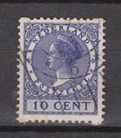 NVPH Nederland Netherlands Pays Bas Niederlande Holanda 66 Used ; Roltanding Syncopated Sincope Sincopado 1930 - Postzegelboekjes En Roltandingzegels
