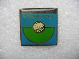Pin's BMW Golf Cup International - Golf