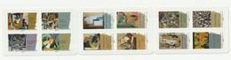 France Frankreich 2012 Yvert BC699 **, Michel Markenheftchen 5329-40 ** Postfrisch, Selbstklebend, Kubismus, Cubisme - France