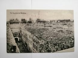 Deutsches Reich  Feldpostkarte 1915 Fort Ayelles - Allemagne