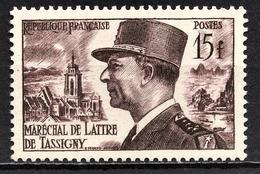 FRANCE 1952 -  Y.T. N° 920 - NEUF** /4 - Ongebruikt