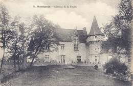 CPA - Montignac Sur Vézère - Château De La Filolie - Altri Comuni