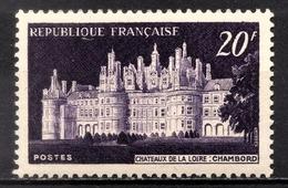 FRANCE 1952 -  Y.T. N° 924 - NEUF** /6 - France
