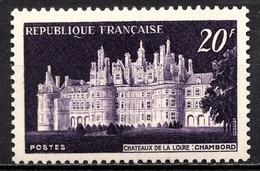 FRANCE 1952 -  Y.T. N° 924 - NEUF** /7 - Ongebruikt