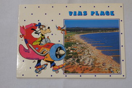 Vias Plage  Cote Mediterraneenne 1991 - Autres Communes