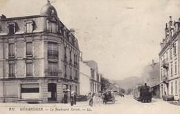 Vosges - Gérardmer - Le Boulevard Kelsch - Gerardmer