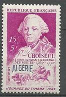 ALGERIE  N° 275 NEUF** LUXE  SANS CHARNIERE / MNH - Ungebraucht