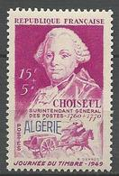 ALGERIE  N° 275 NEUF** LUXE  SANS CHARNIERE / MNH - Nuevos