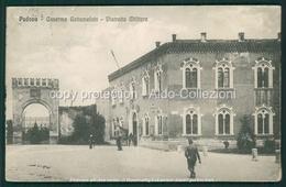 Padova  Caserma Gattamelata Distretto Militare FP P220 - Padova (Padua)
