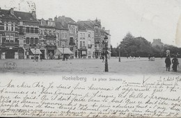 Koekelberg - 1908 - La Place Simonis - *471* - Koekelberg