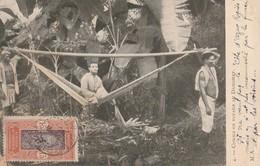 CPA DAHOMEY COMME ON VOYAGE  PORTEURS - Dahome