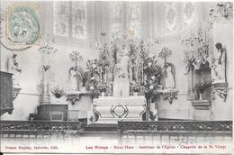 Les Riceys - Ricey Haut - Intérieur De L'Eglise - Chapelle De La St.Vierge - Les Riceys