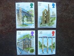 1989  Industrial Archaeology   SG = 1440 / 1443  **  MNH - 1952-.... (Elizabeth II)