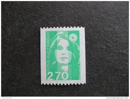 TB N° 3008a , Timbre De Roulette, Numéro Rouge, Neuf XX. - France