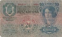 20 Kronen 1913  Autriche - Austria
