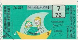 Waregem Nationale Loterij 1976 - Waregem