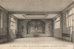 BAVAY College De N D De L Assomption La Salle Des Fetes - Bavay