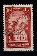 Monaco - YV 126 Oblitere Cote 9,50 Euros - Monaco