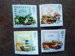 1989  Food And Farming Year  SG = 1428 / 1431  **  MNH - 1952-.... (Elizabeth II)