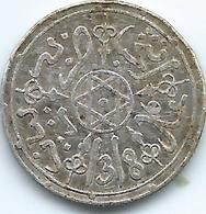 Morocco - AH1318 (1901) - Abd Al-Aziz - 1 Dirham (1/10 Rial) - KMY10.2 - Paris Mint - Marocco
