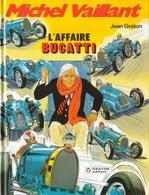 Michel Vaillant L'affaire Bugatti  EO - Michel Vaillant