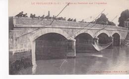 LE POULIGUEN(PECHE AU CARRELET) - Le Pouliguen