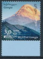 "GEORGIA/Georgien 2013, EUROPA 2012 ""Visit Georgia"" Set Of 1v** - Europa-CEPT"