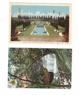 2  Different, HAMILTON, Ontario, Canada, Sunken Garden & Waterdowne Falls, - Hamilton