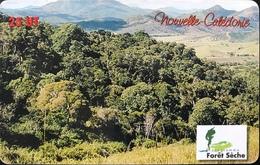 NOUVELLE CALEDONIE -  Phonecard  -  Forêt Sèche  -  NC 112  -   25 Unités - Nueva Caledonia