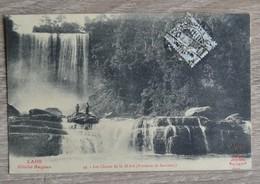 CPA  INDOCHINE  LAOS   SAIGON  TRES BON ETAT   VOIR SCANS - Postkaarten