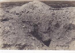 ( 55 ) - Le Mort-Homme Toter Mann Unterstand Am Nordabhang  Carte Photo Allemande 1° Guerre - France
