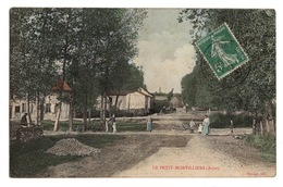 10 AUBE - LE PETIT MORVILLIERS, Aquarellée - France