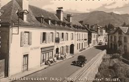 PHOTO (13.5x8.8 Cm) ARGELÈS GAZOST (65) VOITURE TRACTION HÔTEL DES TOURISTES PHOTO DE MOLLET - Argeles Gazost