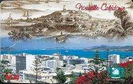 NOUVELLE CALEDONIE -  Phonecard  -  NOUMEA 150 Ans  -  NC 120  -  25 Unités - Nueva Caledonia