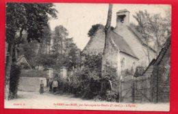 SAINT REMY AUX BOIS Par CAMPAGNE LES HESDINS - L'Eglise - France