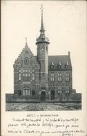 HEYST Nouvelle école  .   Circulé En 1905 - Knokke