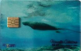 NOUVELLE CALEDONIE -  Phonecard  -  Dugong  -  NC 122  -  25 Unités - Nueva Caledonia