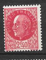 1941 -  France - Pétain   - YT 519-   MNH** - Nuovi