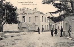 CPA - 34 - AIGNE - La Route D'Aigues-Vives - Autres Communes