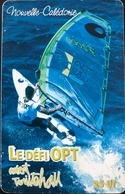 NOUVELLE CALEDONIE -  Phonecard  -  Le Défi OPT, Robert Teriitehau  -  NC 130  -  25 Unités - Nueva Caledonia